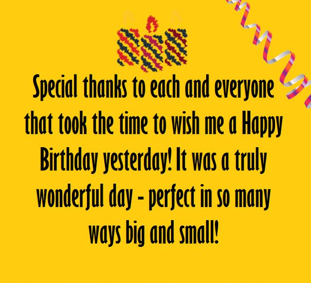 25 Best Ideas About Thanks For Birthday Wishes On: Best 25+ Birthday Thank You Quotes Ideas On Pinterest