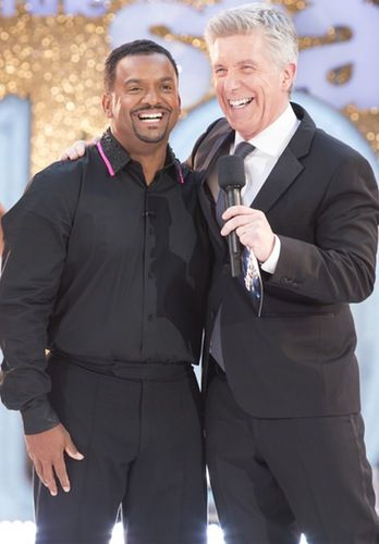 REPORT: Alfonso Ribeiro to Fill in as 'Dancing with the Stars' Host as Tom Bergeron Visits His Ailing Father