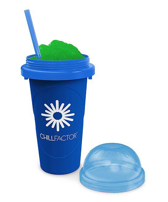 Blue Chill Factor Tutti Fruity Slushy Maker