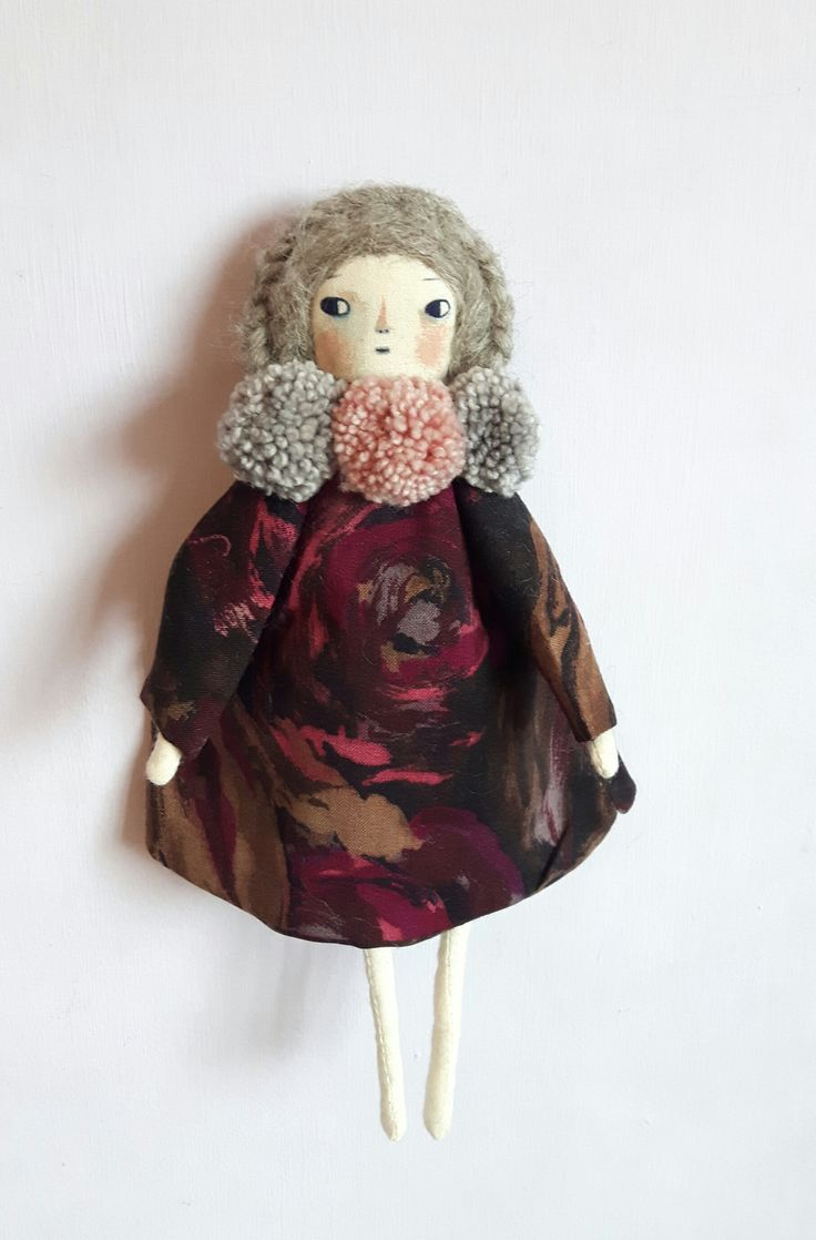 Molly - an art doll / Melodie Stacey