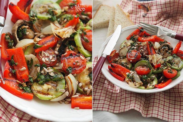 Пряные овощи гриль (готовлю с техникой Gorenje) - HAPPYFOOD