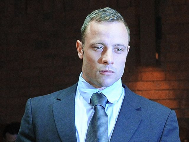 Paralympian Oscar Pistorius in court for sentencing on murder conviction