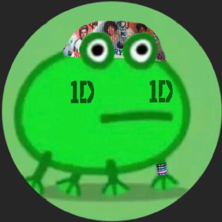 1d Fans 457 Seguidores 3 Siguiendo 8966 Me Gusta No Te Pierdas Los Geniales Videos Creados Por 1d Frog Meme Frog Pictures Frog