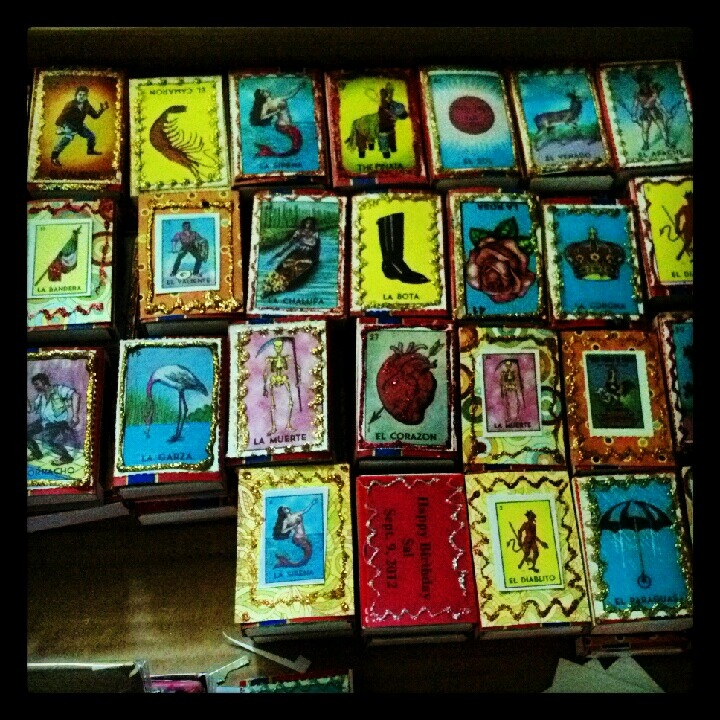 17 Best Images About Loteria Game Night On Pinterest