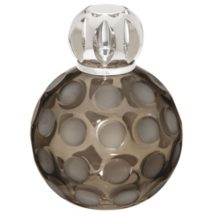 Sphère smoked - The Red Lamps - lampe berger collection- fragrance diffuser – home fragrance – perfumed atmosphere - décoration