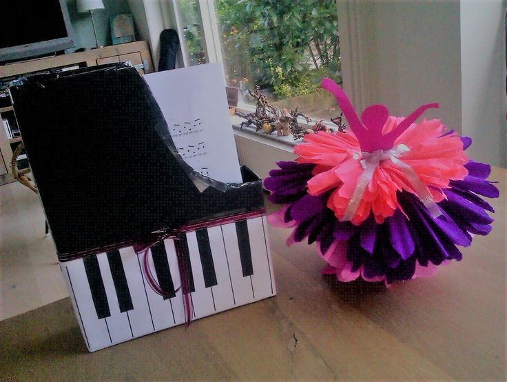 piano en ballerina surprise