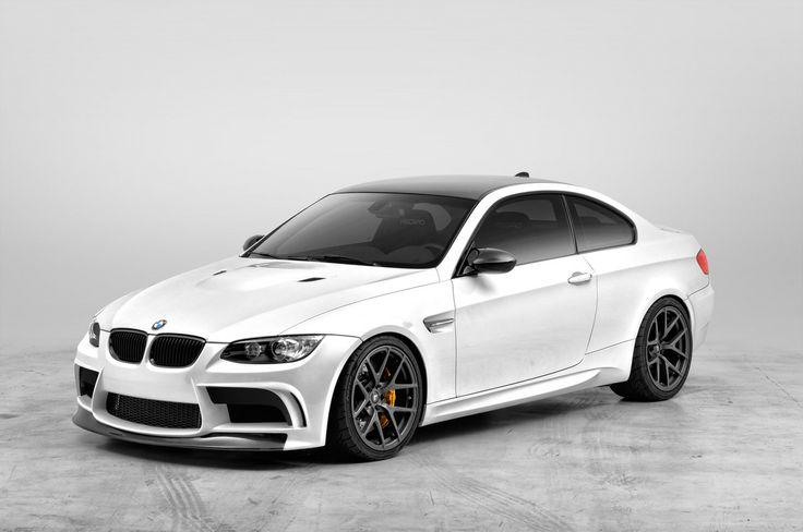 Vorsteiner 2013 #BMW M3 GTS5 Limited Edition