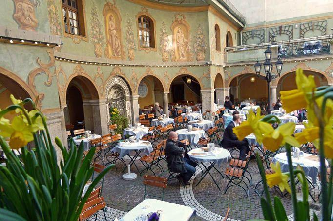Augustiner Beer Hall, Munich