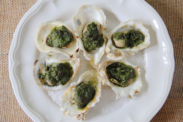Consider The Oyster: Facts, Myths & Oysters Rockefeller Recipe