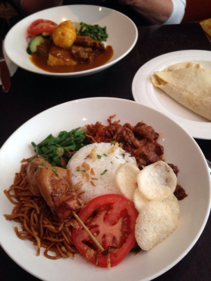 Javanese Surinam restaurant discover the tasty traditionele disches.