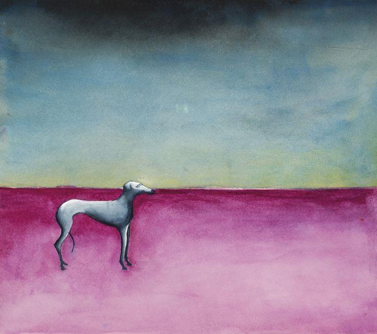 NOEL McKENNA - Dog in Landscape