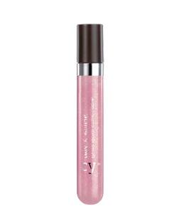 Cy° mix & shine de Cyzone - Color y brillo con glitter para que crees el mix que quieras en tus labios (Tono Fresh Pink) #PrimerasVecesByCyzone