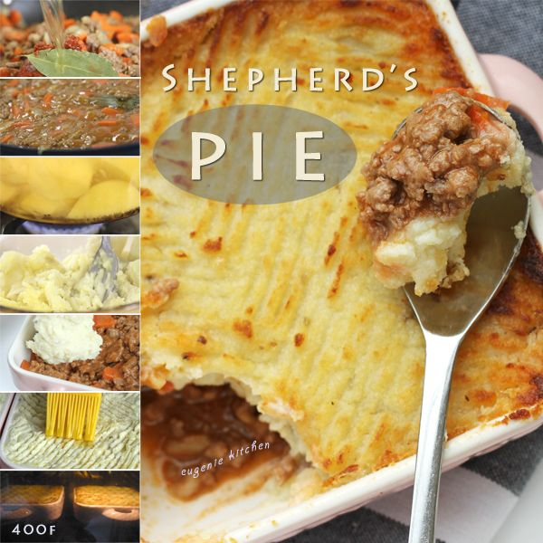 Easy Shepherd's Pie Recipe - Beef Cottage Pie | Easy ...