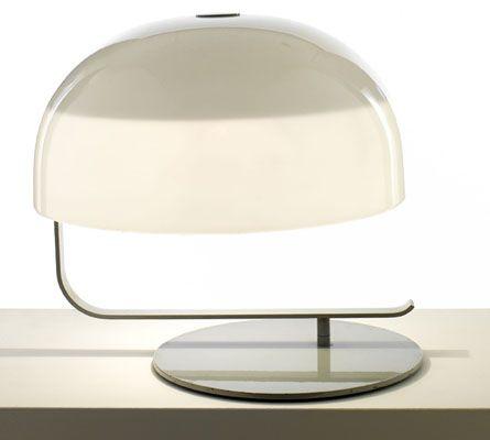 Marco Zanuso, Lampe à poser 275 (1965)