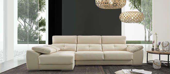 #Sofá Chaiselongue Memory de #Acomodel #decoracion #salon http://www.aristamobiliario.es/sofas-rinconeras-chaise-longue/1016-sofa-chaiselongue-deslizante-arcon-memory-acomodel.html