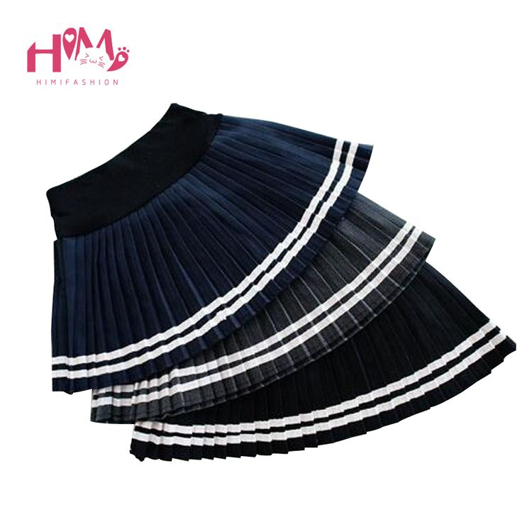 Harajuku Style Women College Skirt Brief Pleated Black Skirt For Girls Winter Hottest All-Match Sailor Skirt Commuting Skirt