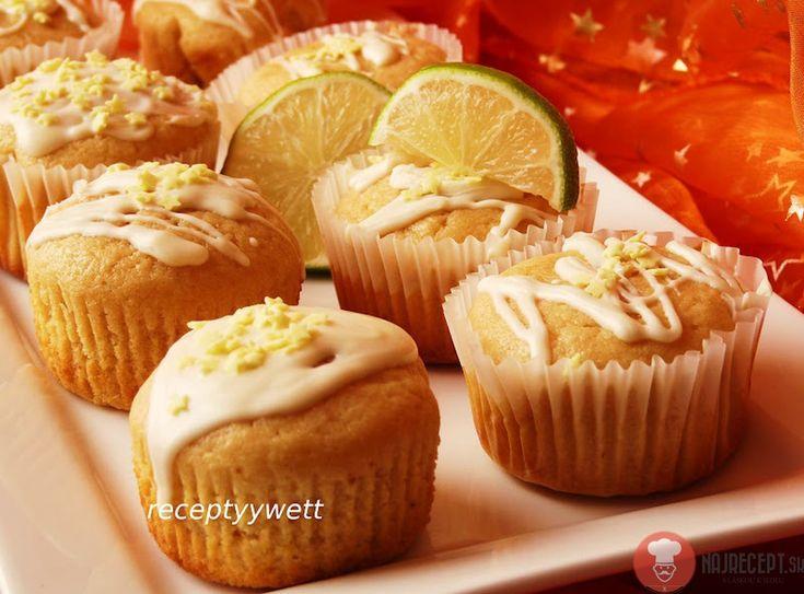 Fotorecept| Citrónové muffiny