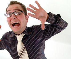 Alan Carr - U.K comedian