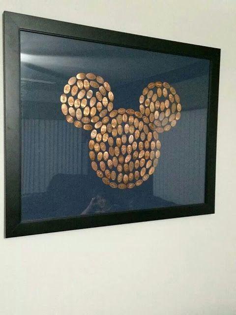 DIY Disney Pin Art