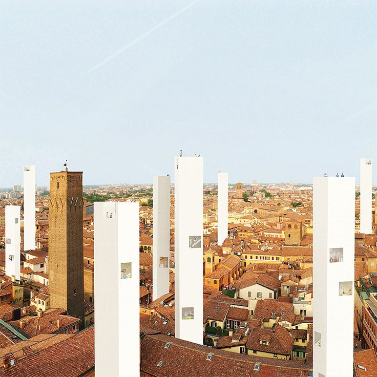 """homu, A scale to the sky (Bologna, Italy). January '11, International Competition """"eVolo. 2011 Skyscraper Competition"""""""
