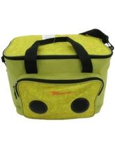 wholesale refrigerated cooler shoulder bags, insulated lunch bags with speaker