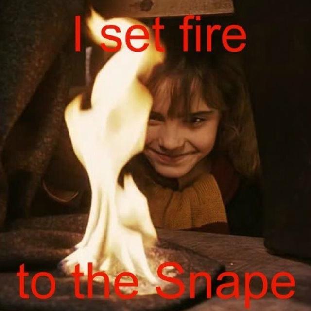 Hermione ftw