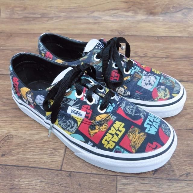 vans star wars shoes ebay