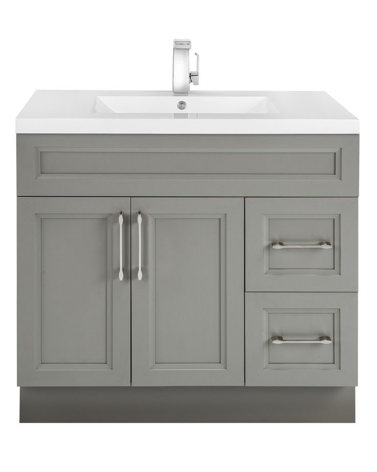 Image Gallery Website Classic Collection Single Sink in Fossil Bevel Shaker Style Also Available in Bathroom Vanity
