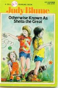 Any future children will be read Judy Blume books until they are old enough to read them themselves. These books helped shape my childhood.: