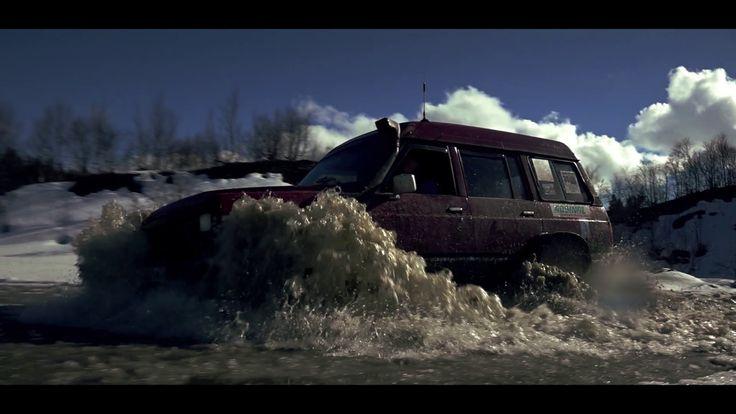 Покатушка 3 | Джип - Спринт - Триал | Мурманск | official