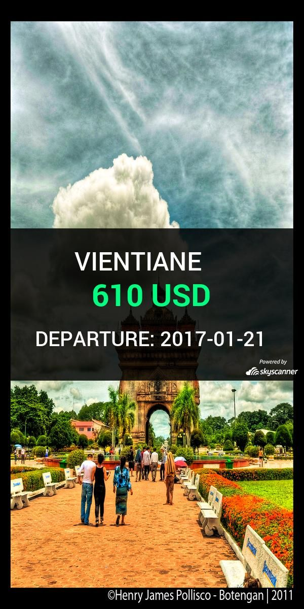 Flight from Seattle to Vientiane by Singapore Airlines    BOOK NOW >>>