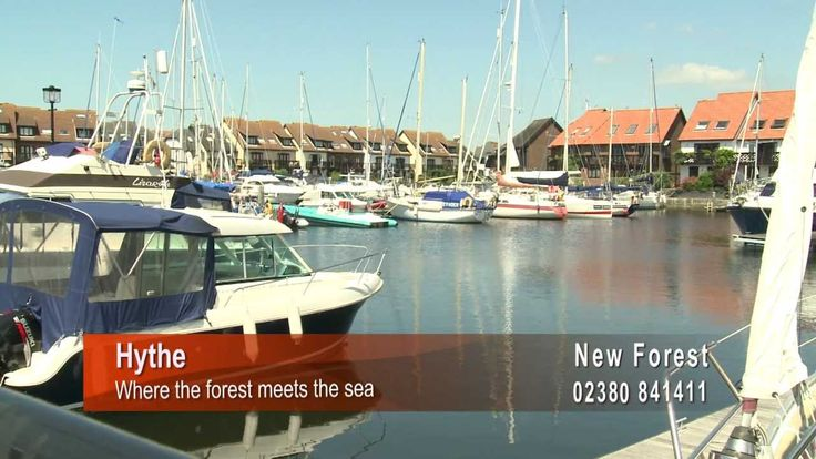Hythe Town - Where the Forest Meets the Sea