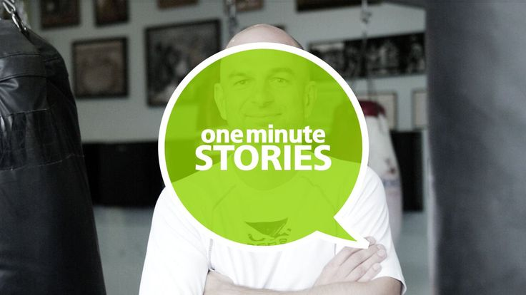 "Every week, he changes his suit for a ""bad boy"" T-shirt and puts on boxing gloves… This is how Jan relaxes and clears his head, which is something that helps a ""big boy"" like him face all the challenges his profession brings. #Deloitte #OneMinuteStories #Central #Europe #One #Minute #Stories"