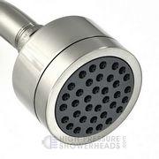 Brushed Nickel Shower Heads, Polished Brass Shower Heads and Oil Rubbed Bronze Shower Heads