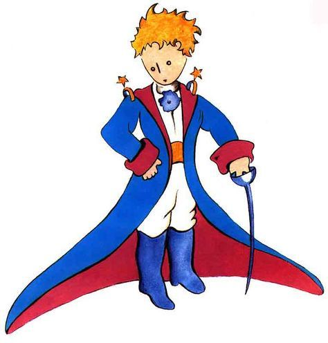 Petit Prince image to print on thank you cards
