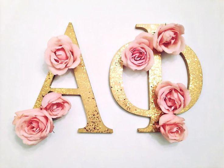 Lovely letters GPHI