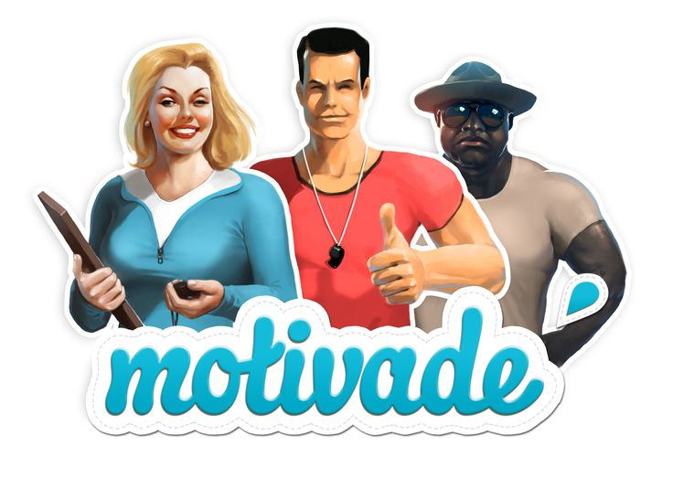 Motivade.com virtual trainers