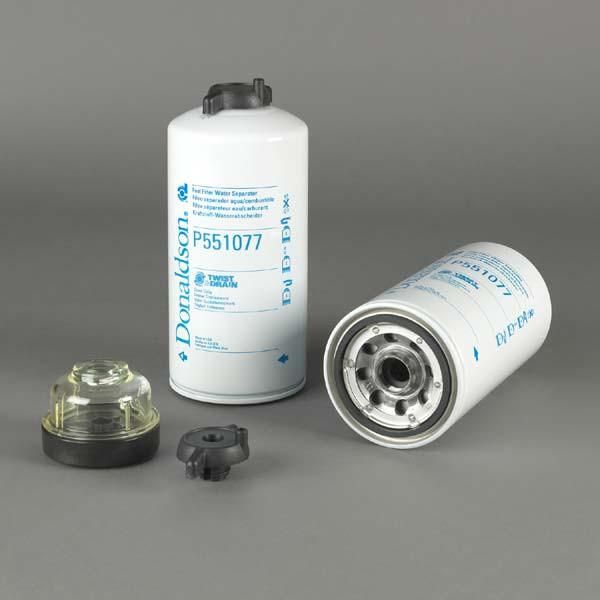 Donaldson Fuel Filter Kit P559116 Filters Kit Bottle