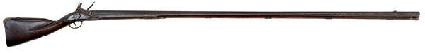 Flintlock Fowler Belonging to Anthony Van Schaik with Docs (4/29 - 4/30/2015 - Firearms and Militaria: Live Salesroom Auction )