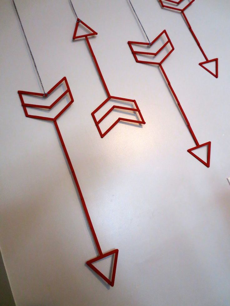 Be Still, Life: Cheap and Easy Wall Art made from popsicle sticks!
