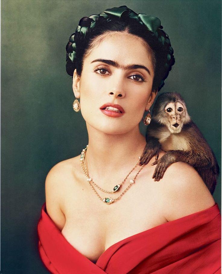 Salma Hayek ~ Frida