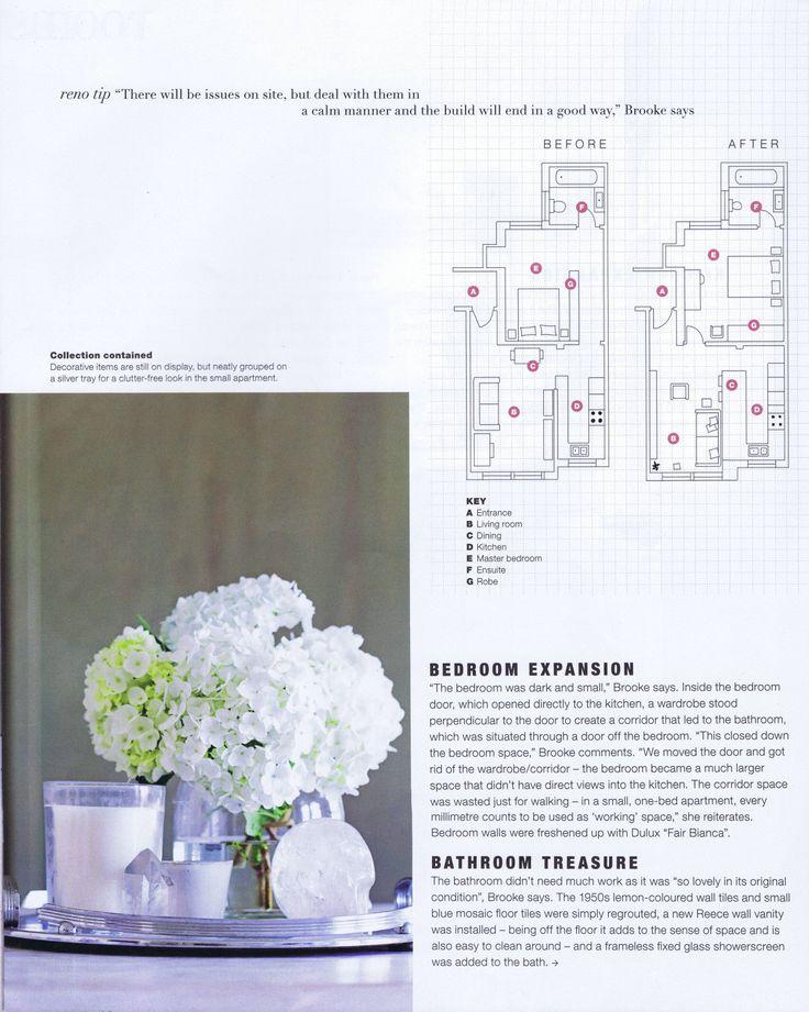 Real Living January/February 2014 Pg 7 Brooke Aitken Design