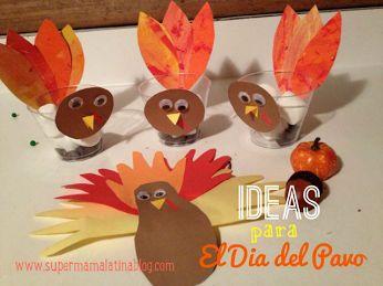 Ya estan listos para el Dia de Mañana Para los que festejan el Dia de Accion de Gracias, Dia del #Pavo? Aqui te dejo algunas ideas que me han encantado para esta fecha http://www.supermamalatinablog.com/2014/11/ideas-para-el-dia-del-pavo-thanksgiving.html #HappyThanksgiving #Thanksgiving