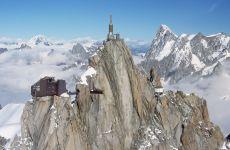 Aiguille Du Midi, Rhone-Alpes, Chamonix, France