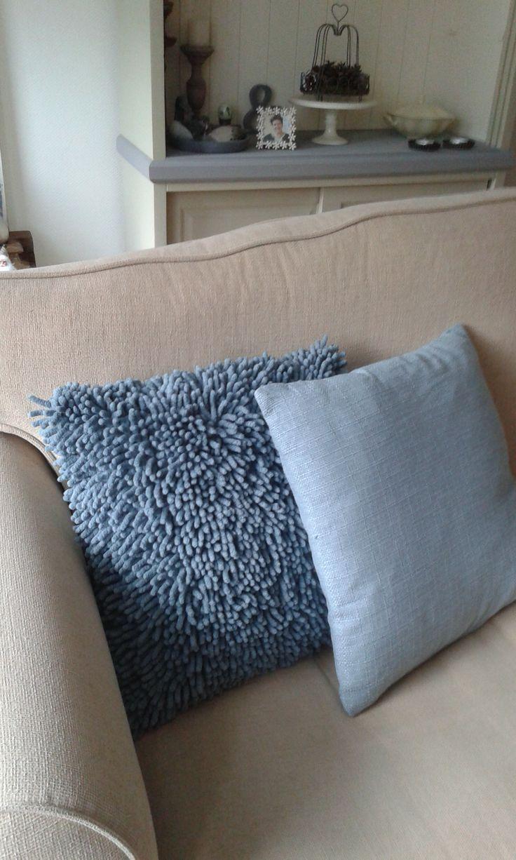 Meer dan 1000 ideeën over blauwgroene kussens op pinterest ...