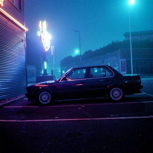 just an idea for the parking lot lighting.