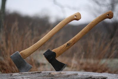 Wood Trekker: A Cheap Alternative to the Gransfors Bruks Small Forest Axe