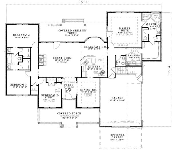 Jack and jill bathroom house plans pinterest - Jack and jill bathroom plans ...