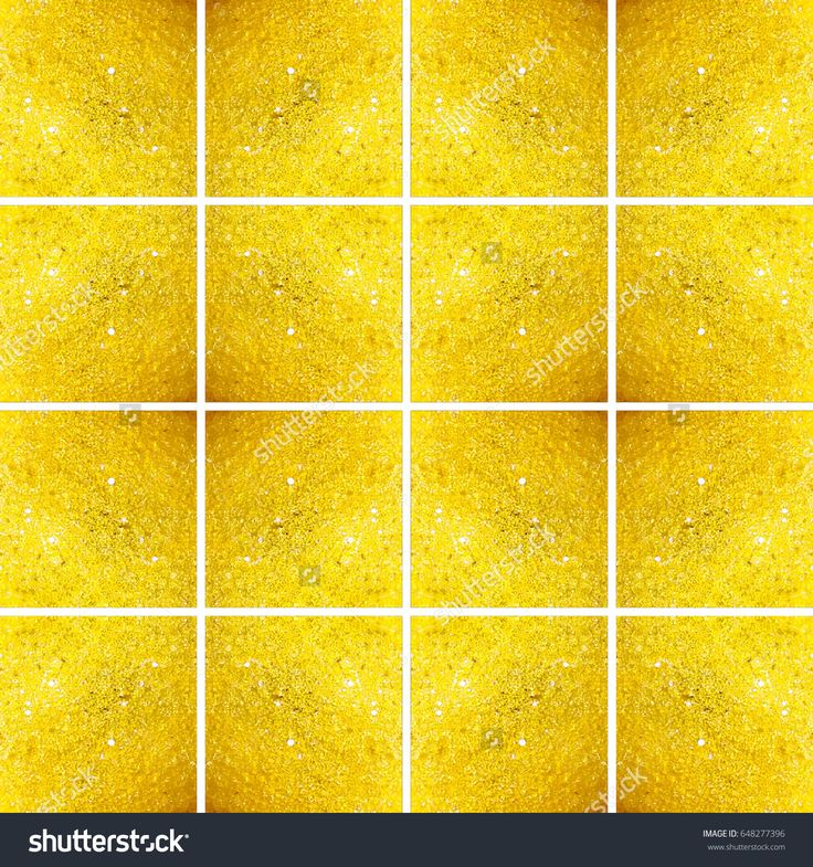 #Sparkling #ground #golden #glass #texture inside #square shapes arranged as #background