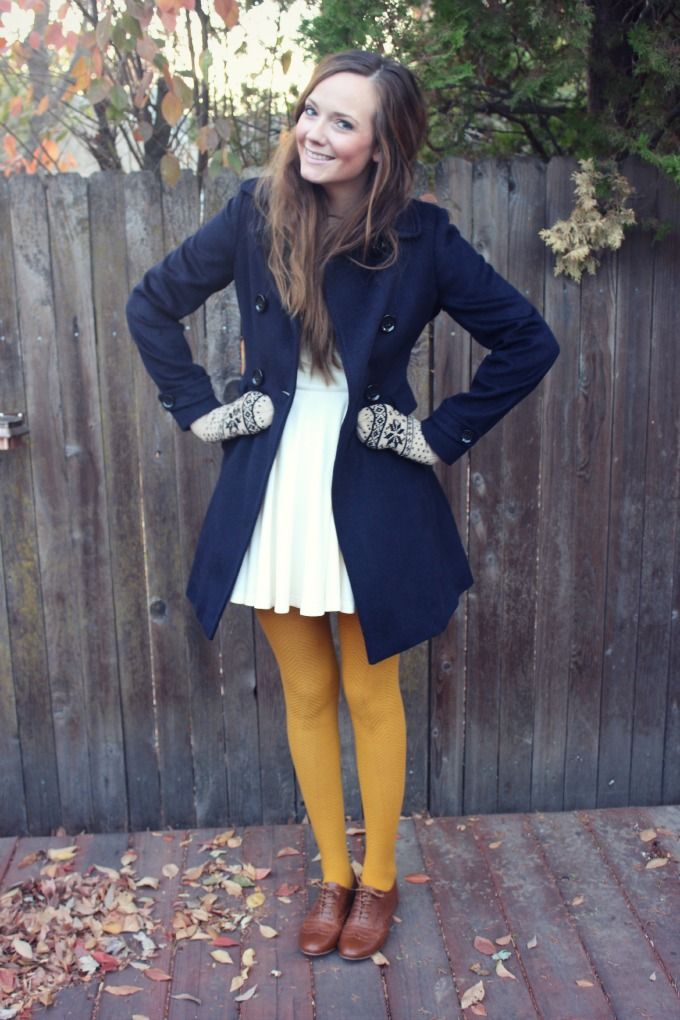Fun colored tights for winter. @benononsense #nononsensestyleremix #ad #bh http://www.nononsense.com